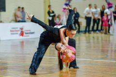 Кубок по бальным танцам