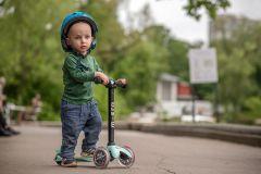 В парке