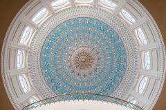 В национальной галерее Ташкента